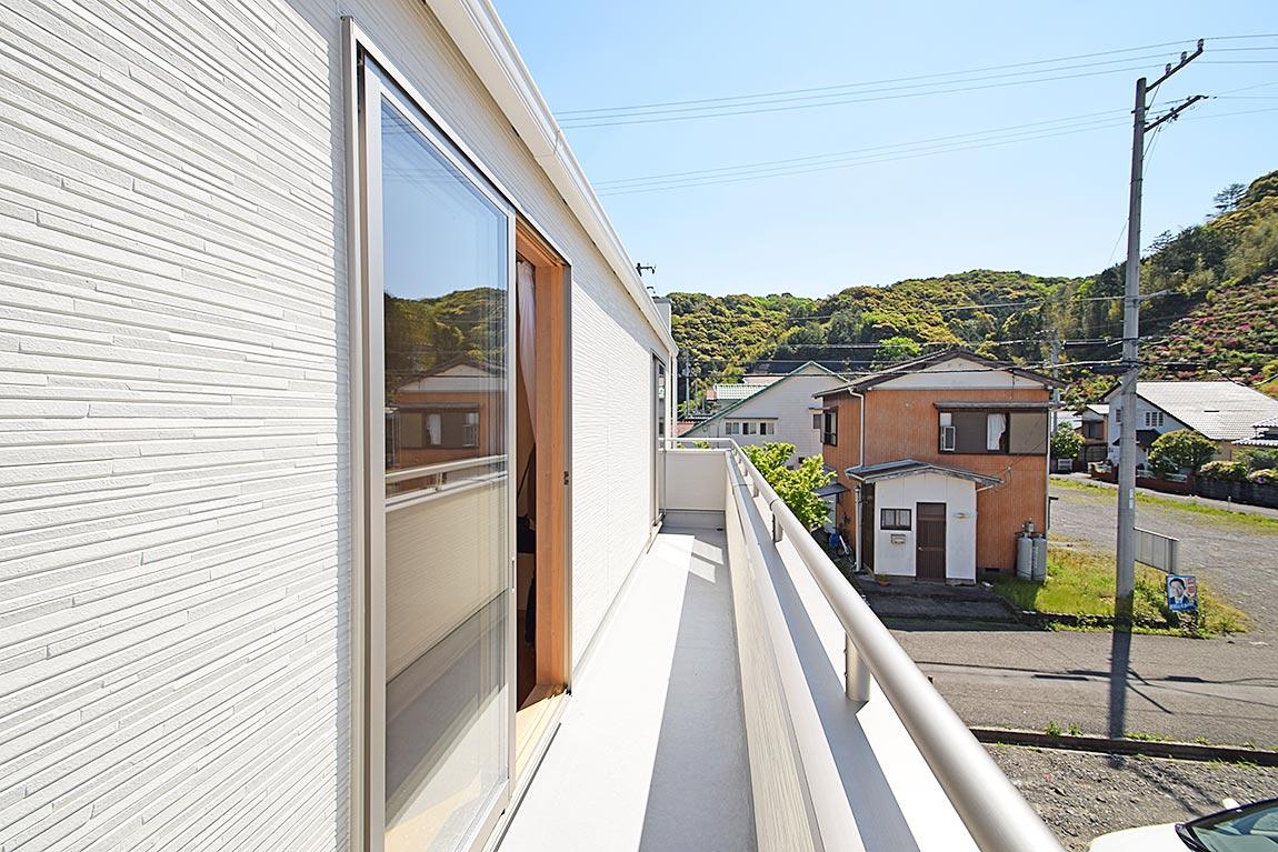 四万十市古津賀モデルハウス-室内